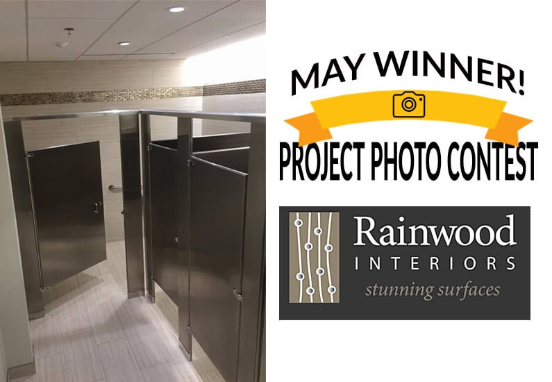 May Project Photo Winner