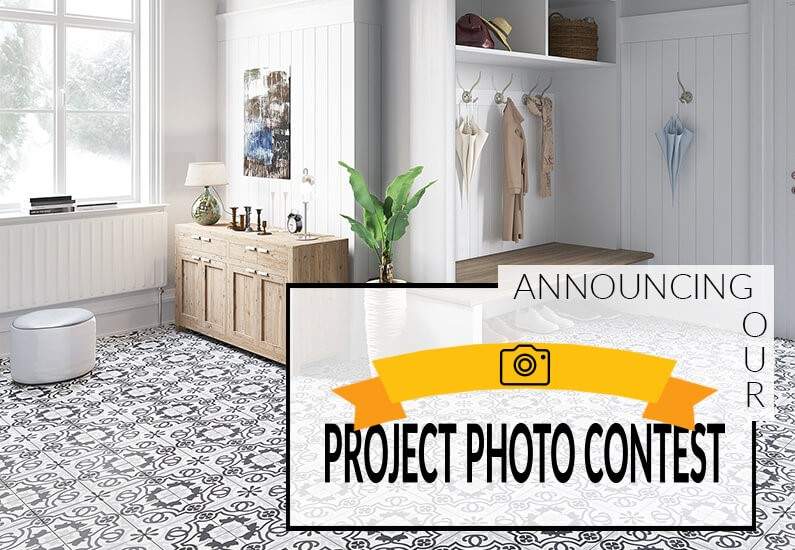 Project Photo Contest Announced